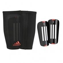 adidas Schienbeinschoner 11 Nova Pro Lite, Black/Red,L Bild 1