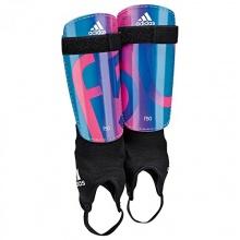 adidas Schienbeinschoner F50 Replique, Blue/Pink, L Bild 1