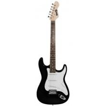 Rockjam E-Gitarre im Set - schwarz Bild 1