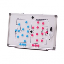 SZ24 Magnet-Taktiktafel Coachboard Fußball 45 x 30 cm Bild 1