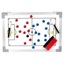 b+d Coach-Taktikboard Professional Fußball 45 x 30 cm Bild 1