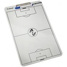 Cawila Taktikboard Clipboard Fußball, Weiß, 00401701 Bild 1