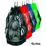 Ballsack für 10-12 Bälle,Balltasche von alpas Grün Bild 1