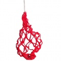 Cawila Ballnetz Nylon, Gelb-Rot, 1er, 00124010 Bild 1