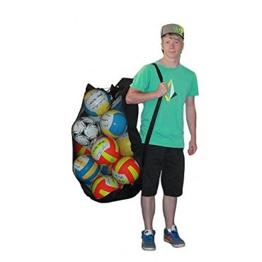Ballsack mit Tragegurt für 18-20 Bälle,Boje Sport Bild 1