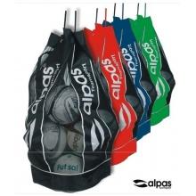 Ballsack / Balltasche von alpas für 10-12 Bälle Blau Bild 1