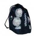 Uhlsport Fussball Balltasche Ballnetz mit Tragegurt Bild 1