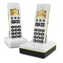 Doro PhoneEasy 336w Duo schnurloses Telefon Bild 1