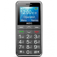AEG Voxtel M250 GSM Großtasten Handy Bild 1