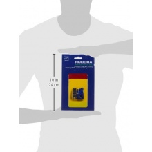 Hudora Trillerpfeife, Schiedsrichterset, 3-teilig Bild 1