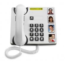 doro MemoryPlus 319ph, Schnurgebundenes Großtastentelefon Bild 1