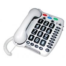 Geemarc AMPLIPOWER50 schnurgebundenes Großtastentelefon Bild 1