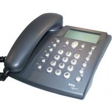 Schnurgebundenes Telefon. AEG Premium Ascona mit Anrufbeantworter Bild 1