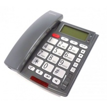 SilverCrest Mistral 830 Großtasten Komfort Telefon Bild 1