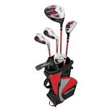 WILSON Pro Staff, Rot, RH,Golfschlägersatz  Bild 1