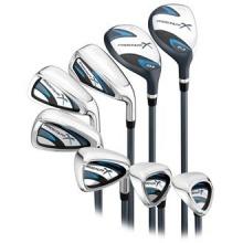 WILSON Damen Pro Staff X Combo Set,Golfschlägersatz Bild 1