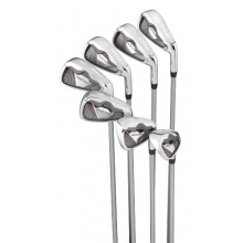 WILSON Damen Eisenset Golfschlägersatz Wilson Lady LH Bild 1