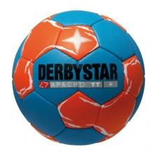Derbystar Handball Apacho TT, Blau/Orange, Große 3 Bild 1