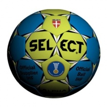 Select Handball ALPHA, blue/green Grösse 1 Bild 1