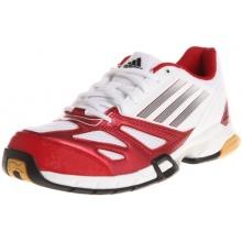 Adidas Feather Team Handballschuhe Herren Weiß 45 1/3 Bild 1