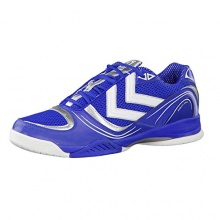 Hummel Handballschuhe Spirit 60146 47.5 Blau/Weiss Bild 1
