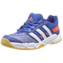 Adidas COURT STABIL XJ blau - K35,Handballschuhe Bild 1