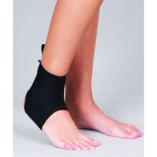 Knöchelschoner, für rechtes Sprunggelenk, Basis Active Bild 1