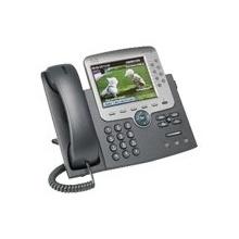 CISCO IP Phone 7975 Gig Ethernet Color spare Bild 1