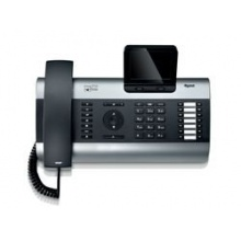 ELMEG IP140 silber IP-Systemtelefon nach SIP Stand Bild 1