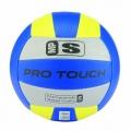 PRO TOUCH Volleyball MP-School, silb/blau/gelb,5  Bild 1