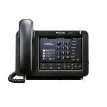 PANASONIC KX-UT670NE SIP Telefon schwarz Bild 1