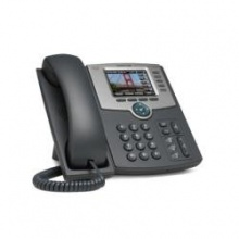 Cisco SPA525G IP-Telefon schwarz Bild 1