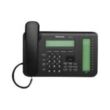 Panasonic KX NT553 - VoIP-Telefon - Schwarz Bild 1