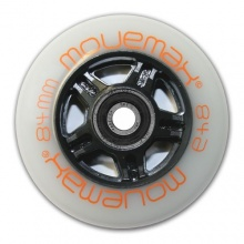 Movemax Speed 84mm/84a SKF Set,Inlineskate Rollen Bild 1