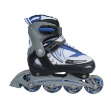 L.A. Sports Kinder Inline Skate iJump F-168 30-33 Bild 1