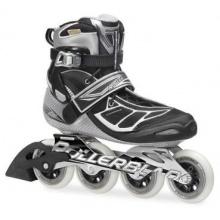 ROLLERBLADE TEMPEST 90 Inline Skate silver/black, 44.5 Bild 1