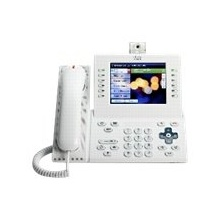 CISCO Unified IP Phone 9971 Weiss Bild 1