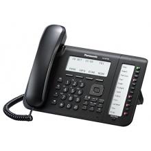 Panasonic KX NT556 - VoIP-Telefon - Schwarz Bild 1
