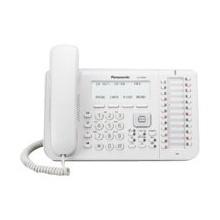 Panasonic KX DT546 - Digitaltelefon - weiß Bild 1