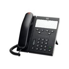 Cisco CP-6911-CL-K9 Slimline Unified IP Telefon Bild 1