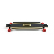 Hammond Longboard B-40 Twin Tip Drop Through Chilli24 Bild 1