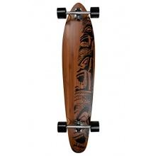 JUCKER HAWAII Longboard Makaha (Dark Bamboo) Bild 1