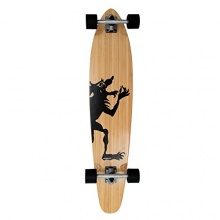 3S GmbH Hawaiian Wulff Kicktail Longboard 42inch Bild 1