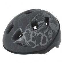 KED 504030 Skatehelm Frox black silver, Gr.M Bild 1