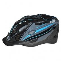 Skaterhelm, mit Schirm COOPER CARBON BLUE von Axer Bild 1