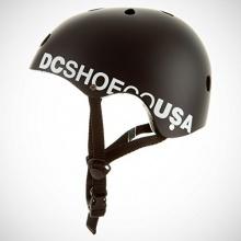 DC Shoes Jungen Skateboard Helm ASKEY, Black, 56 Bild 1