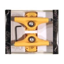Krown Skateboard Achsen/Trucks Set orange 5.0 Bild 1