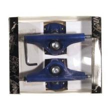Krown Skateboard Achsen Set 5.0 blau (2 Achsen) Bild 1