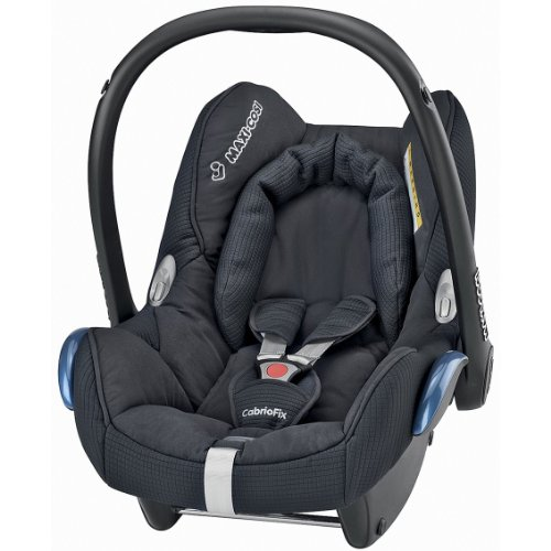 maxi cosi cabriofix babyschale grp 0 0 13kg schwarz test. Black Bedroom Furniture Sets. Home Design Ideas