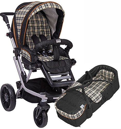 teutonia kinderwagen mistral s graphit rad 3 test. Black Bedroom Furniture Sets. Home Design Ideas